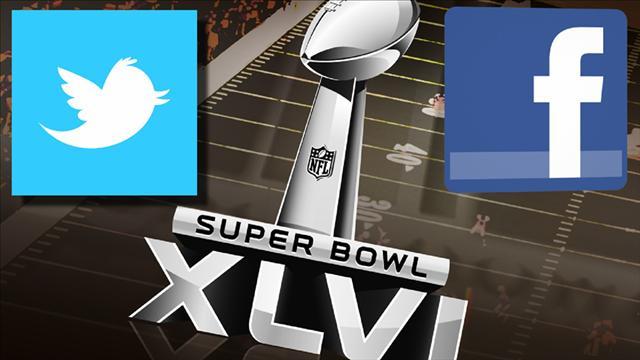 super bowl social media